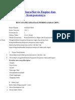 RPP Servis Engine