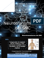Neurotransmisores snc