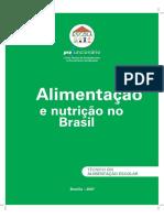 Alimentação e Nutrição no Brasil