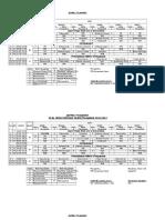contoh jadwal