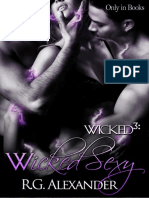 1- Wicked Sexy - R.G. Alexander