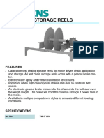7MH7163 SIEMENS TEST CHAIN STORAGE REELS