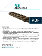 7MH7161 SIEMENS MILLTRONICS TEST CHAINS