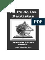 La Fe de Los Bautistas