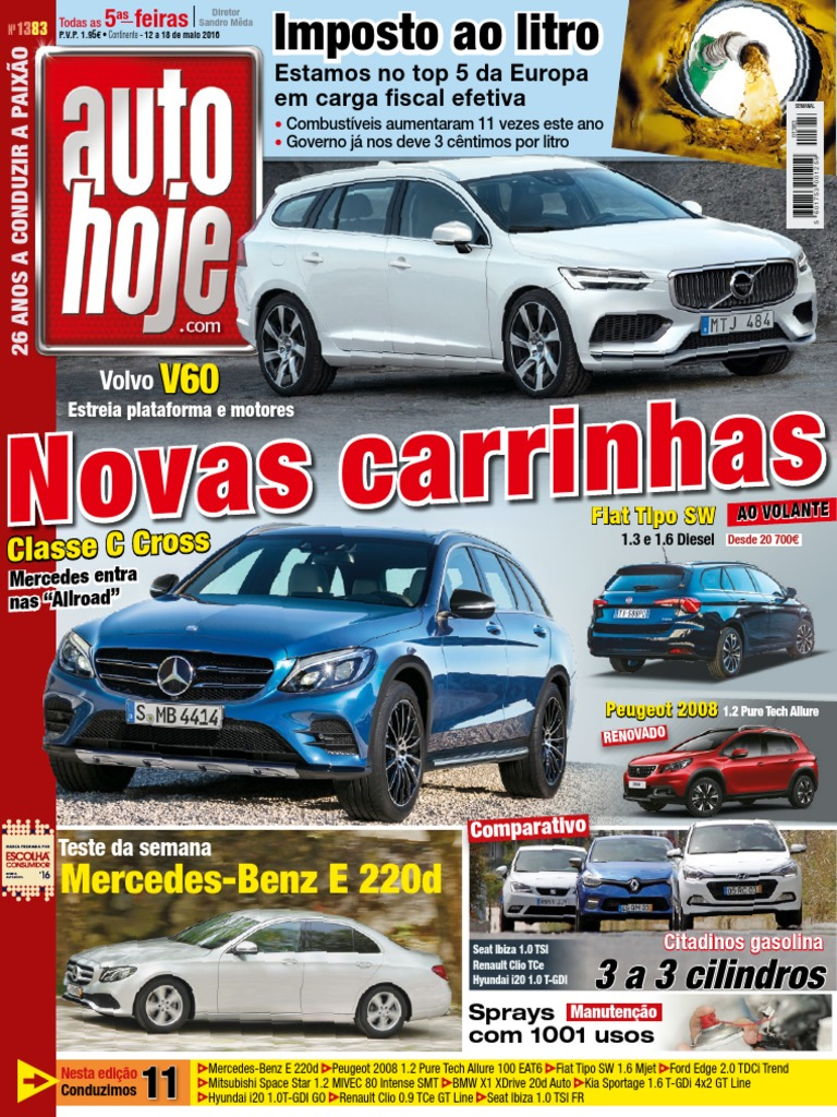 5abe36cc8 Autohoje - Nº 1383 2016-05-12