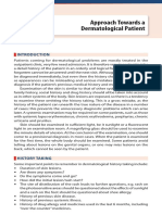 Chapter-03_Approach Towards a Dermatological Patient