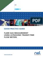 Flare Gas Measurement Using Ultrasonic Transit-time Flow Meters
