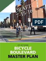 Bicycle Boulevard Master Plan