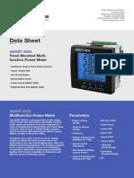Smart x835 Datasheet