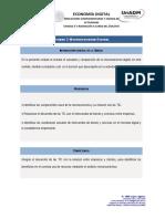 U3-EKD_2016-1 y Asignación a Cargo Del Docente