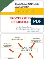 Procesamiento de Minerales 1