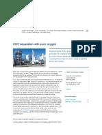 Linde CCS Plant