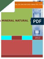 Trabajo Final Proyecto Agua Mineral Do Bonito Re Para Do