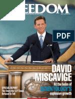 Freedom Magazine - Mark Marty Rathbun, Amy Scobee, Mike Rinder, Tom DeVocht - St. Petersburg Times special