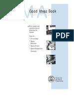 FEMA Good Ideas Book