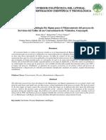 RESUMEN Utilización de La Metodología Six Sigma Para El Mejoramiento Del Proceso de Servicios de Taller