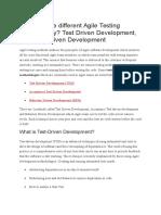 TDD vs BDD.docx