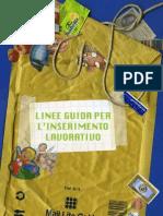 LINEE GUIDA LAVORO