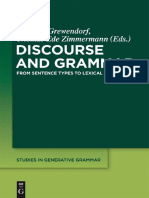 Discourse and Grammar From Sentence Types to Lexical Categories.pdf