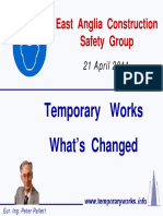 Temporary Work What Changed