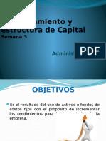 20160108 100123 Semana 3 Fa 3 Apalancamiento y Estructura de Capital