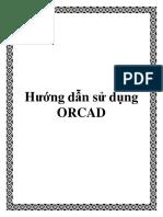 Hướng Dẫn Sử Dụng Orcad