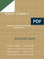 2. Tablet Vitamin C