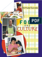 Food and Culture (5 Ed)(Gnv64)