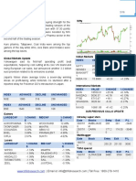 EQuity Market Report 21 July 2016