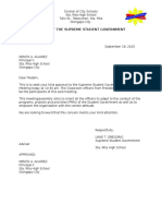General Assembly Permit