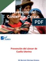 Cancer de Cervix - Jemh