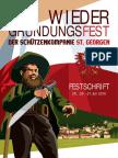 Schützenkompanie St. Georgen - Festschrift