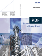 Sulzer Chemtech - Moving Ahead