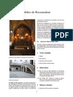 Jubileo de Rocamadour
