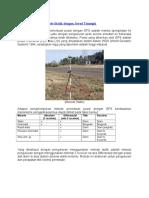 Pengukuran GPS Metode Statik Dengan Javad Triumph