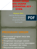 Program Tata Usaha
