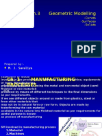 1. Manufacturing Processes Introduction