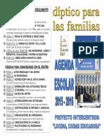 DÍPTICO Uso Agenda Familias 15-16