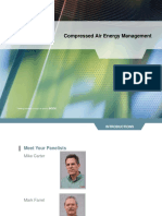 Compressed Air Energy Mgmt
