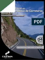 Diplomado en modelamiento geométrico de carreteras