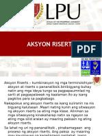 Filipino Lecture
