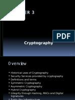 CISSP - 3 Cryptography