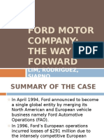 Ford Motor Company.ppt