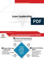 Lean Daily Management & Visual Management - PT. Sukses Bersama Sinar Gemilang