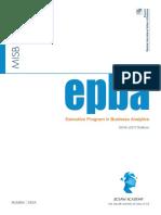 EPBA Brochure