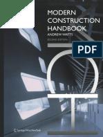 169106995 Modern Construction Handbook