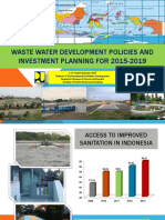 2. Maliki Moersid_Government Policies in Development and Plan Investment Waste Water 2015-2019