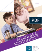 Business & Accounting
