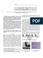 7. Gan in Cmos Line Abstract 20713
