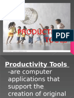 Group 2 - Productivity Tools